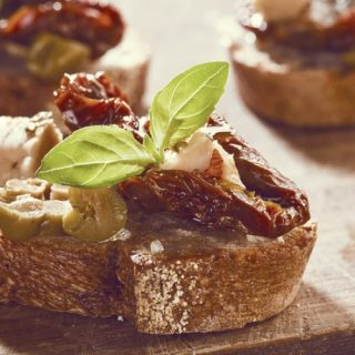 Easy Bruschetta – $2.80