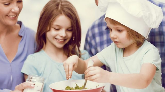 Cook with Children