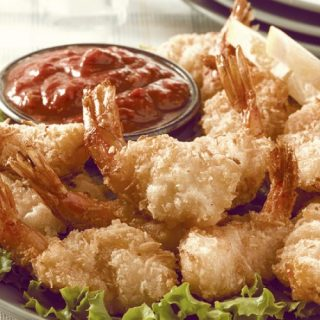 Fried Shrimps – $6.00